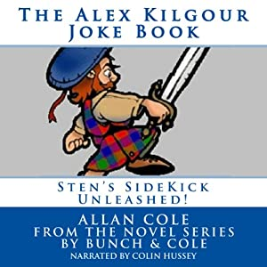 The Alex Kilgour Joke Book Audiobook