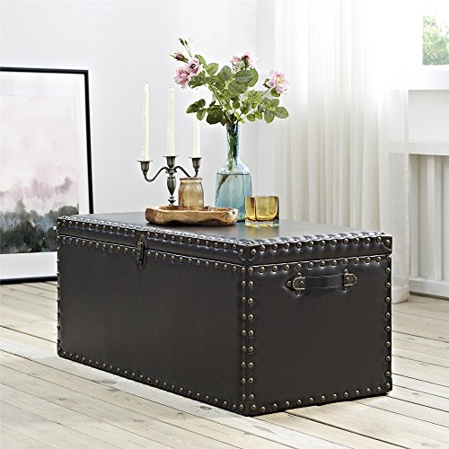 Dorel Living 3Piece Storage Trunk Set