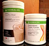 Herbalife Formula1 Nutritional Shake(Choose Your Flavor) + Personalized Protein Powder (Wild Berry)