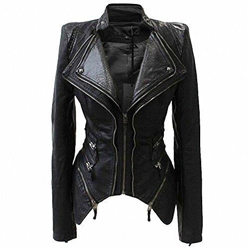 Studded Fringe Jacket - 9