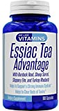 Essiac Tea Advantage 180 Capsules 900mg Best Value Herbal Supplement and Immune Booster with Essiac Tea Capsules Review