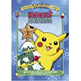 Pikachu's Winter Vacation [DVD] [Region 1] [US Import] [NTSC]