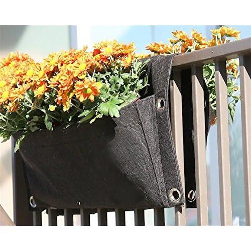 Muebles Bonitos - Jardinera colgante de balcón