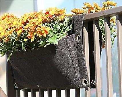Muebles Bonitos Jardinera Colgante De Balcon Amazones Hogar - Jardinera-colgante