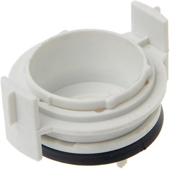 JENOR 1 adaptador de cubierta de plástico H7 HID para bombillas compatibles con BMW E46 3 Series 325i 330ci