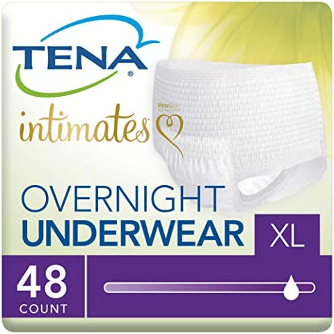 Incontinence Underwear Women Overnight Xlarge product image