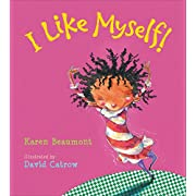 I Like Myself! (board book)
