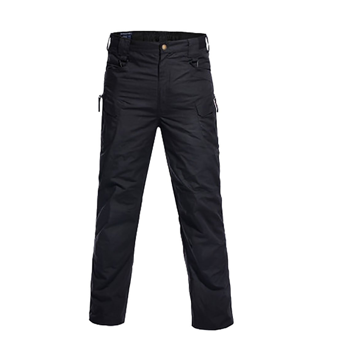 GRMO Men Plus Size Military Multi-Pocket Straight Leg Lightweight Tactical Cargo Pant