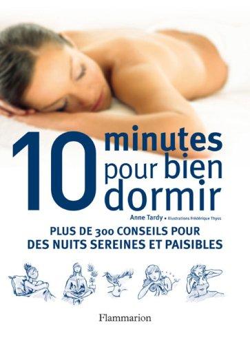 [Ebooks Audio] 10 MINUTES POUR BIEN DORMIR  d' Anne Tardy