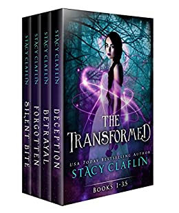 The Transformed Box Set: Books 1, 2, 3, 3.5 by [Claflin, Stacy]