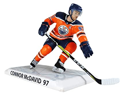 quality design 733c9 551f3 Amazon.com : NHL Figures Connor McDavid 6