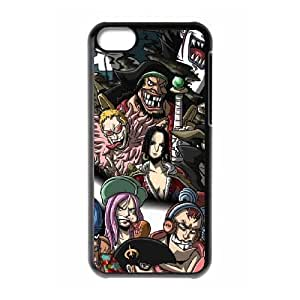 One Piece for iPhone 5C Cell Phone Case & Custom Phone Case Cover R38A650775