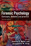 Forensic Psychology, , 1843924145