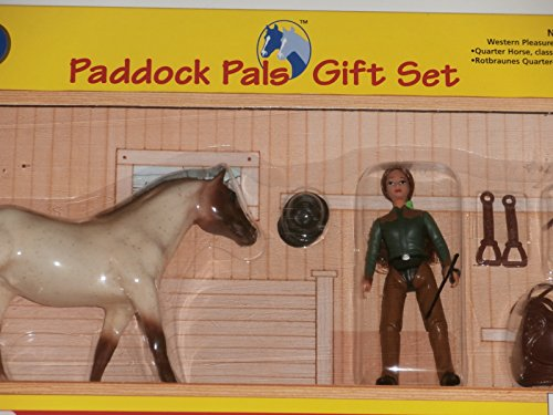 Breyer Horse Paddock Pals Gift Set Jockey