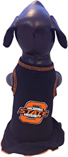 product image for All Star Dogs NCAA Oklahoma State Cowboys Collegiate Cheerleader Dog Dress