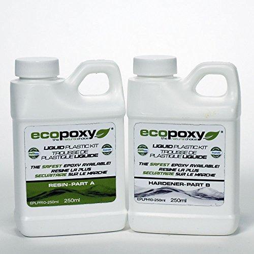 Ecopoxy Liquid Plastic Kits (500 ML) by Ecopoxy (Image #1)