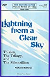 lightning from a clear sky tolkien the trilogy and the silmarillion the milford series