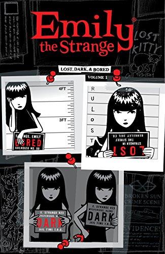 Emily the Strange Volume 1: Lost, Dark, and Bored ()