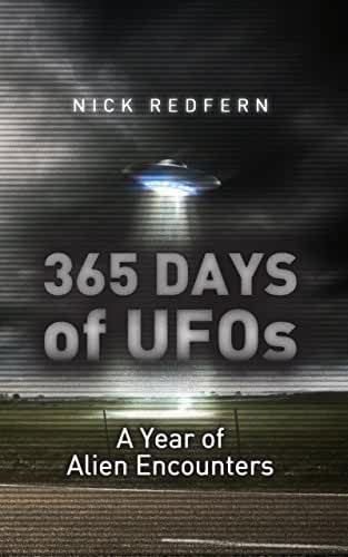365 Days of UFOs: A Year of Alien Encounters by Nick Redfern