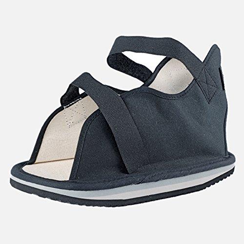 Canvas Rocker Bottom Cast Shoe - ()