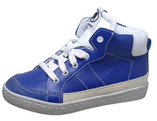 Momino 2125V Hohe Sneakers Chucks, Jungen Blau (51269 royalblau)