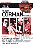 Roger Corman Classics - Collection 1 (A Bucket of Blood, Little Shop of Horrors, The Terror, The Wasp Woman)