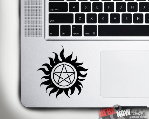 Keypad Supernatural Protection Symbol Macbook Symbol Keypad Iphone