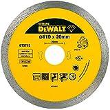 DeWALT Diamanttrennscheibe, Fliesen Extreme, 110 x 20,0 mm, DT3715-QZ