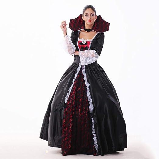 FHTD Disfraz De Bruja Vampiro Disfraz De Zombie: Amazon.es: Hogar