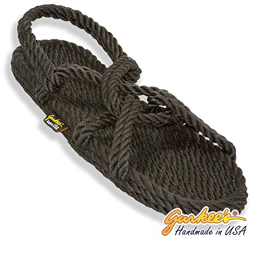 high quality Gurkees Rope Sandals Mens Barbados style