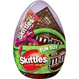 MARS Chocolate & More Easter Fun Size Candy Variety Mix in Easter Eggs 3.9-Ounce Eggs 12-Count Box