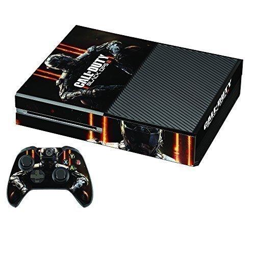 Call of Duty Black Ops 3 Premium Designer Xbox one Skin + 2 Free controller Skins