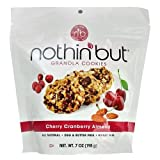 Nothin' But Granola Cookies - Cherry Cranberry Almond - 7 oz