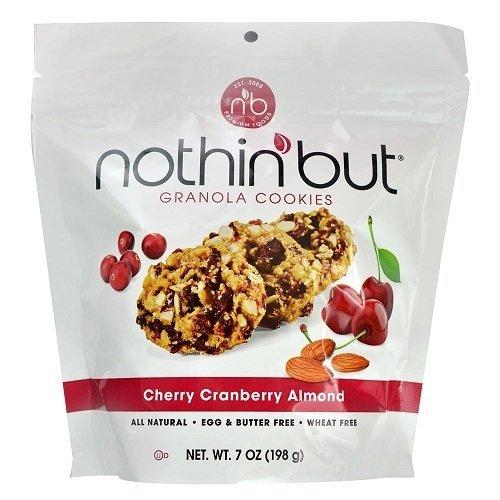 Nothin' But Granola Cookies - Cherry Cranberry Almond - 7 oz