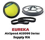 eureka airspeed exhaust filter - Eureka AirSpeed Exact / Direct Rewind Bagless Upright Supply Kit