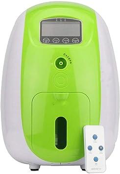 1L / min — 5L / min Concentrador de oxígeno portátil Purificador ...