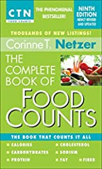 The phenomenal bestseller! Newly revised and updated! Thousands of new listings!THE INDISPENSABLE ONE-VOLUME REFERENCE FROM CORINNE T. NETZER, AMERICA'S #1 AUTHORITY ON THE NUTRITIONAL CONTENT OF FOOD Are you counting your calories, carbs, or...