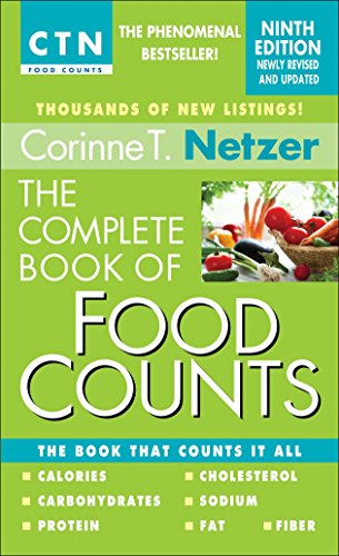 The Complete Book of Food Counts, 9th Edition: The Book That Counts It All (Diabetes Counter)