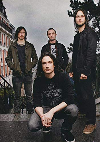 Gojira LEnfant Sauvage Photo Print Poster Band from Mars to Sirius 002 A5