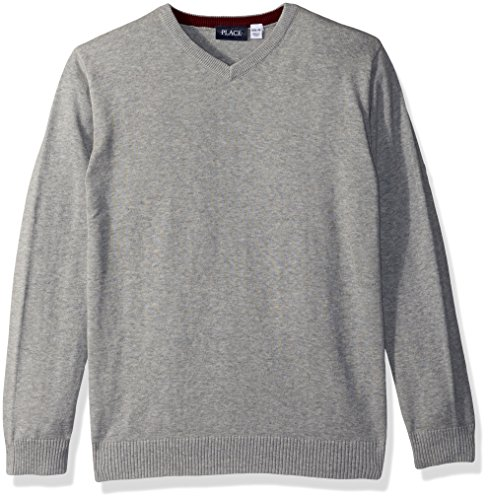 Gray Boys Sweater - 1