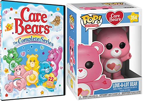 Love-A-Lot Complete Series Care Bears DVD Retro