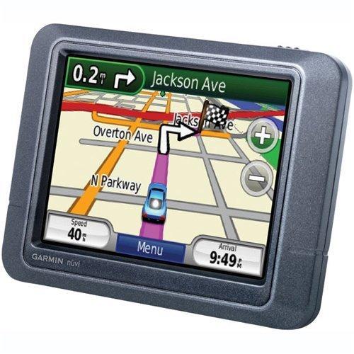 Garmin n vi 205 3.5-Inch Portable GPS Navigator Gray Silver