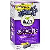 Biovi Probiotic Antioxidant Blend Capsules, 30 Count Review