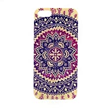 ABC® iPhone5 5s Case Cover, iPhone5 Case, iPhone5s Case, Million Spent Pattern Ethnic Tribal Hard Cover Case for iPhone5/5s
