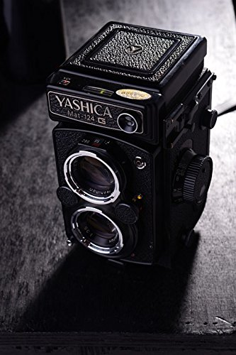 Home Comforts Acrylic Face Mounted Prints Studio Camera Yashica Print 20 x 16. Worry Free Wall Installation - Shadow Mount is Included. ()