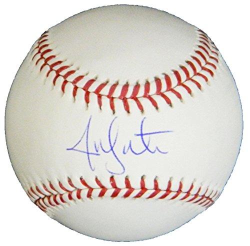 - Jon Lester Signed Ball - Rawlings - Autographed Baseballs
