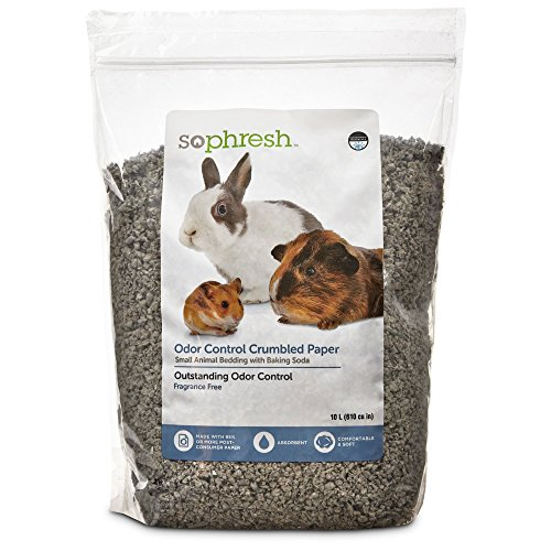 So Phresh Crumbled Paper Small Animal Bedding, 10L, 10 L 10 Liter Small Animal Bedding