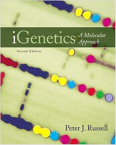 I Genetics 3rd Edition Russell Pdf