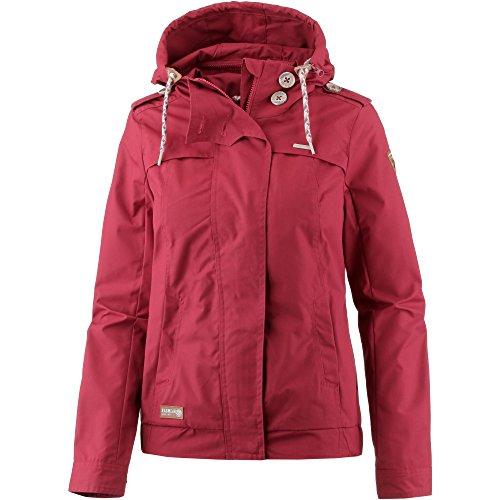 Ewok Jacket Red A Ragwear W AdvCwAq