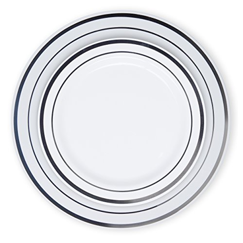 Review Disposable Plastic Plates –